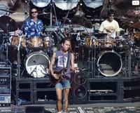 Grateful Dead: Bill Kreutzmann, Bob Weir, Mickey Hart