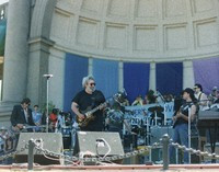 John Cipollina, Jerry Garcia, Steve Kimock, and unidentified others for the American-Soviet Peacewalk