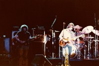 Grateful Dead: Jerry Garcia, Bob Weir, Bill Kreutzmann