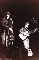 RatDog, ca. 1991: Rob Wasserman and Bob Weir