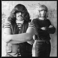"Ron ""Pigpen"" McKernan and Phil Lesh"