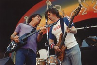 "Grateful Dead: Bob Weir and Phil Lesh performing ""Why Don't We Do It In The Road?"""