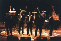 "Persuasions: Jayotis Washington, Ray Sanders, Jesse ""Sweet Joe"" Russell, Jimmy Hayes, Jerry Lawson"