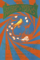 Jefferson Airplane, Grateful Dead with Hot Tuna, New Riders of the Purple Sage - Glenn McKays Headlights - Winterland Presents - October 4-5 [1970]