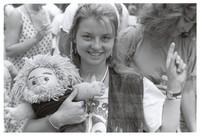 Deadhead with Jerry doll