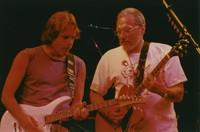 Bob Weir and Jorma Kaukonen