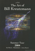 The Art of Bill Kreutzmann - Summer Tour 2004 - Red Rocks - Philadelphia - Jones Beach