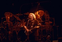 Grateful Dead: Bill Kreutzmann and Jerry Garcia