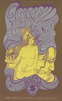 Grateful Dead, The Paupers, Collage, Alive - Bill Graham Presents in San Francisco - May 5-6, 1967 - Fillmore