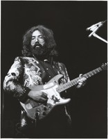 Jerry Garcia in a Nudie's of Hollywood suit