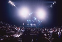 Grateful Dead, ca. 1994: stage lighting