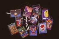 Grateful Dead backstage passes and laminates