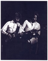 Dickey Betts and Bob Weir