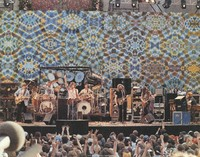 Grateful Dead - Greek Theatre - Phil Lesh, Bill Kreutzmann, Bob Weir, Mickey Hart, Jerry Garcia, John Cipollina, Brent Mydland
