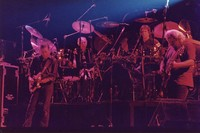 Grateful Dead: Bob Weir, Bill Kreutzmann, Mickey Hart and Jerry Garcia