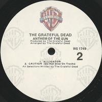 Anthem of the Sun [album cover]