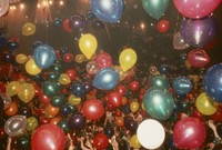 Grateful Dead New Year's (?), ca. 1990: balloons