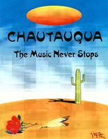 Chautauqua - The Music Never Stops. [An Evening of Music for Deadheads - November 16-19, 1995]