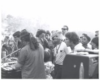 "Ron ""Pigpen"" McKernan with Deadheads"