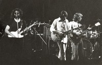 Grateful Dead: Jerry Garcia, Bob Weir and Phil Lesh