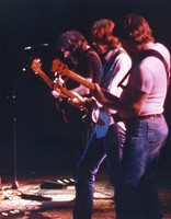 Grateful Dead, ca. 1980s: Jerry Garcia, Bob Weir, and Phil Lesh