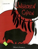 Unbroken Chain, Volume 7, No. 4 - March 1993