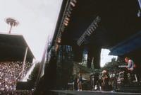Grateful Dead: Phil Lesh, Bob Weir, Jerry Garcia, Vince Welnick