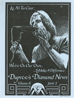 Dupree's Diamond News, Volume II, Issue 2 [8] - August 1988