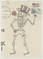 Anonymous (no return address, envelope cut in half, postmarked Denver, CO)