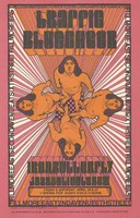 Traffic, Blue Cheer, Iron Butterfly - Joshua Light Show - Bill Graham Presents in New York - April 26-27 [1968] - Fillmore East