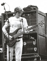 Phil Lesh at an unidentified venue, ca. 1990s