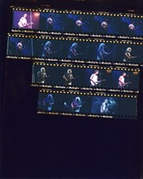 Grateful Dead at Knickerbocker Arena: contact sheet with 17 images