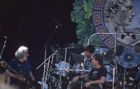 Grateful Dead: Jerry Garcia, Mickey Hart, Bob Weir