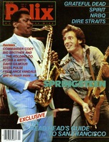 Relix: Volume 11, Number 4 - August 1984