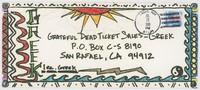 Anonymous (no return address, postmarked Taos, NM)