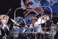 Grateful Dead: Bill Kreutzmann and Mickey Hart