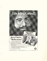 "Jerry Garcia ""Reflections"" / Looking Good!"