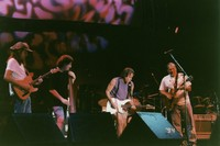 RatDog, Hot Tuna: unidentified guitarist, Rob Wasserman, Bob Weir, Jorma Kaukonen