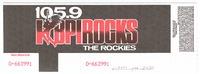 Fey Concert Co. Presents Grateful Dead - McNichols Arena - December 2, 1992