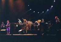 Grateful Dead, ca. 1991: Phil Lesh, Bob Weir, Bill Kreutzmann, Jerry Garcia, Vince Welnick