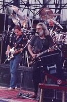 Grateful Dead: Bob Weir, Jerry Garcia, and Bill Kreutzmann