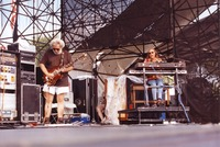Grateful Dead: Jerry Garcia and Vince Welnick