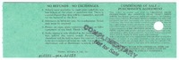 Bill Graham Presents Grateful Dead - Oakland Coliseum Arena - December 27, 1990
