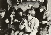 Jefferson Airplane, ca. 1967: Marty Balin, Grace Slick, Spencer Dryden, Paul Kantner, Jorma Kaukonen, Jack Casady