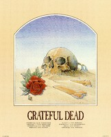 Grateful Dead - Fall European Tour. September 30-October 19, 1981