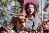 "Ron ""Pigpen"" McKernan and Jerry Garcia at the Northern California Folk-Rock Festival"