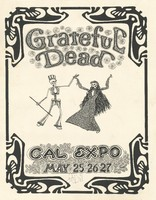Grateful Dead - Cal Expo - May 25-27 [1993]