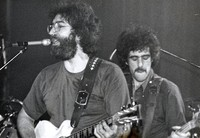 Jerry Garcia Band: Jerry Garcia and John Kahn
