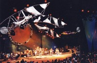 Other Ones, ca. 1998: distant view of the stage