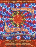 Grateful Dead - Their legendary final Fillmore East shows / Fillmore East, New York City, April 1971